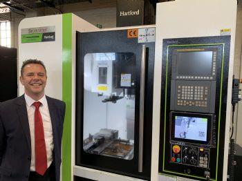 Ward CNC appoints area business manager