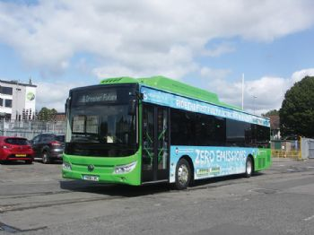 Newport to 'roll out' first electric buses