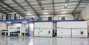 Trio of Trumpf machines installed