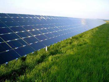 Funding for new green energy material