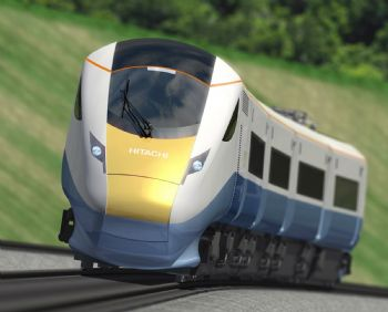 Major train contract for design company