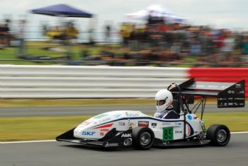 Dutch team claims victory with electric car