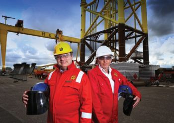 Harland & Wolff to establish a welding academy
