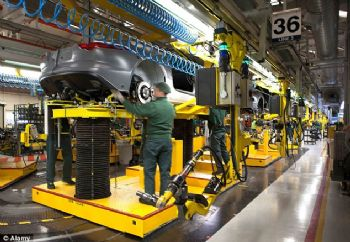 Best-ever start to a decade for car industry
