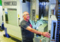 Five-axis CNC machine streamlines production
