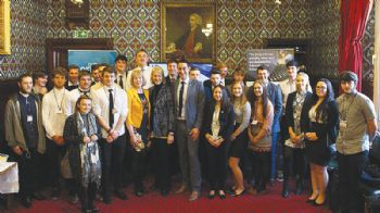 West Midlands apprentices head to Westminster