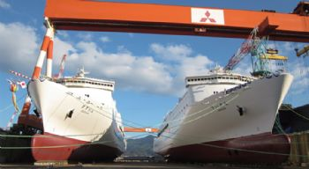Shipbuilding alliance forged in Japan