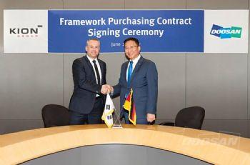 Doosan exports fork-lift engines - Machinery Market News