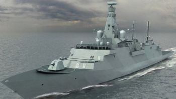 Type 26 frigate to be named HMS Glasgow