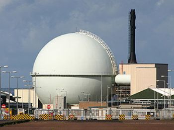 Key role in nuclear plant decommissioning