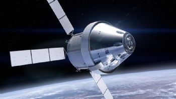 Lockheed Martin powers-up next Orion spacecraft