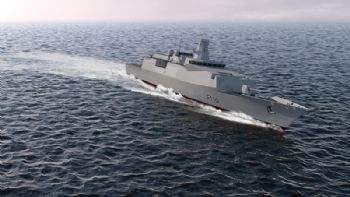 Type 31 frigate design competition