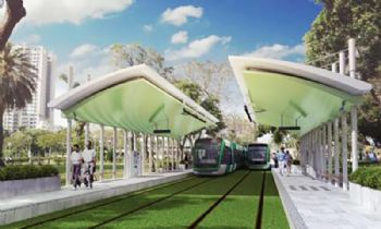 Thales wins Taiwan light-rail contract