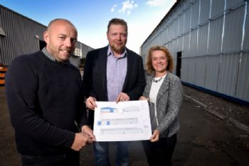 Manufacturer expands to meet US demand