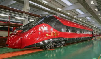 Alstom inaugurates first Italo EVO