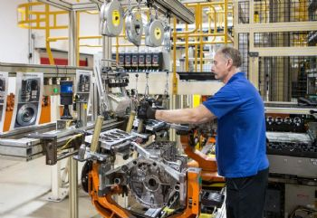 Engine manufacturing rises in September