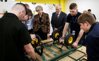PM visits EEF Technology Hub