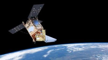 Satellite 'shines a light' on air pollution