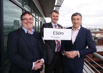 Invest NI appoints managers for new fund
