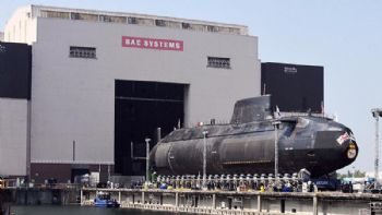 BAE Sytems — a major contributor to the economy