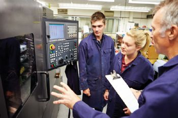 Apprenticeships — an alternative to university