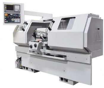 New range of heavy-duty  CNC lathes