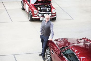 Silverstone Park welcomes niche-car maker