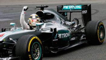Mercedes F1 V6 turbo engines drive investment