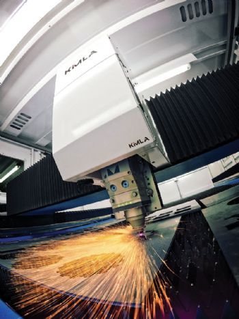 Concept Metal invests in second fibre laser