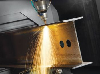 Kloeckner Metals cuts  it with 'Jumbo' laser