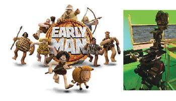 Precision engineering helps create 'Early Man'