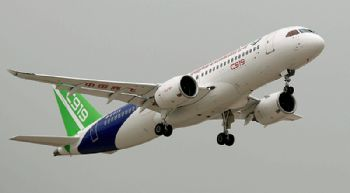 COMAC announces planned delivery of first C919
