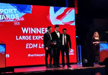 EDM Ltd named 'Exporter of the Year'