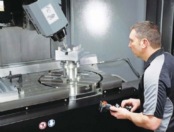 The five-axis difference at RST Engineering
