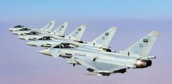 Typhoon agreement with Saudi Arabia