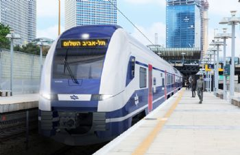 Siemens wins contract to supply trains to Israel