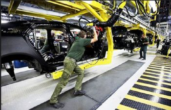 'Solid growth' for UK manufacturing in March