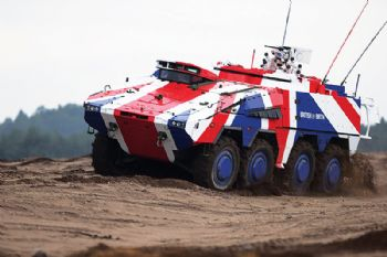 British Army re-joins Boxer programme