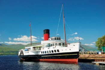 Funding boost for Maid of the Loch renovation