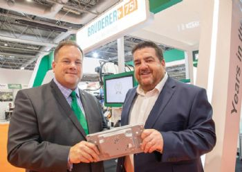 Bruderer seals £1 million deal at MACH