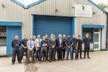 Handrail manufacturer invests in machinery