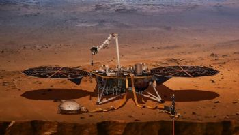 Mission to study the 'heart' of Mars