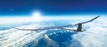 Solar UAV could stay airborne for a year