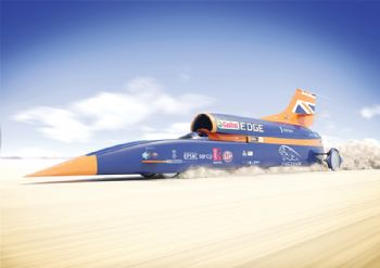 Bloodhound to make record attempt in 2019
