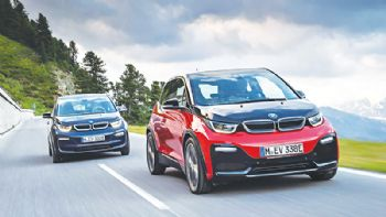 'Electrifying' sales results for BMW