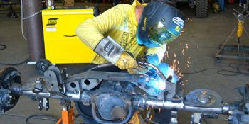 ESAB welders offer advice