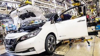 Nissan's Leaf —  a record breaker