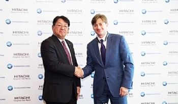 Transmashholding and  Hitachi sign agreement