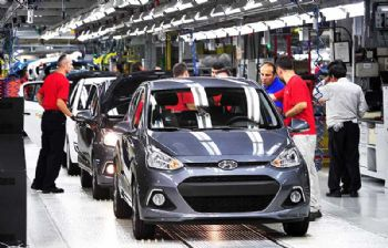 Turkey's automotive exports hit monthly high