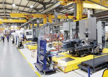Heller Factory Increases Machine Production Machinery Market News